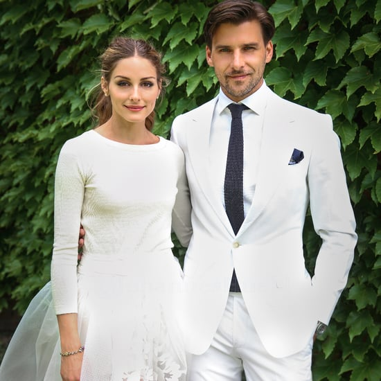 Olivia Palermo and Johannes Huebl Wedding Pictures