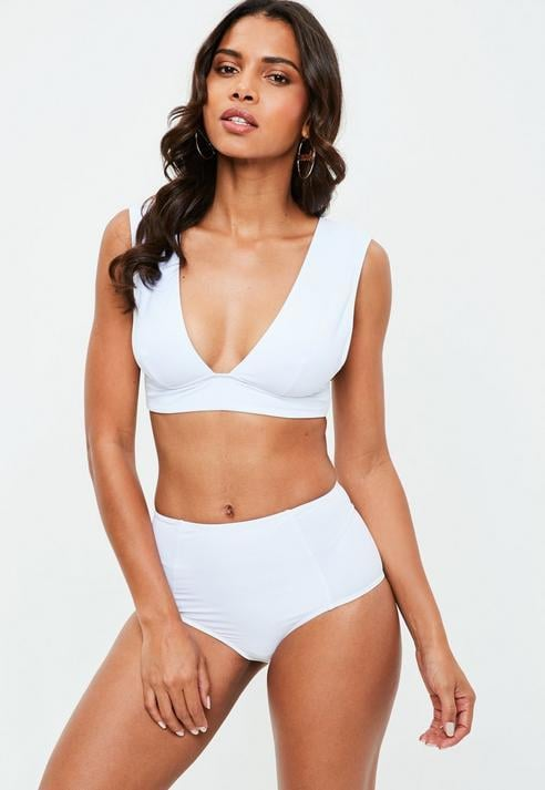 Missguided Triangle Bikini Top