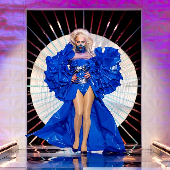 RuPaul's Drag Race UK A'Whora on Sewing Challenge