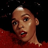 Paper Magazine Janelle Monáe Makeup and Hair