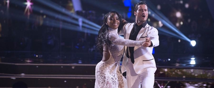 Fifth Harmony's Normani Kordei Just Totally Owned the DWTS Stage