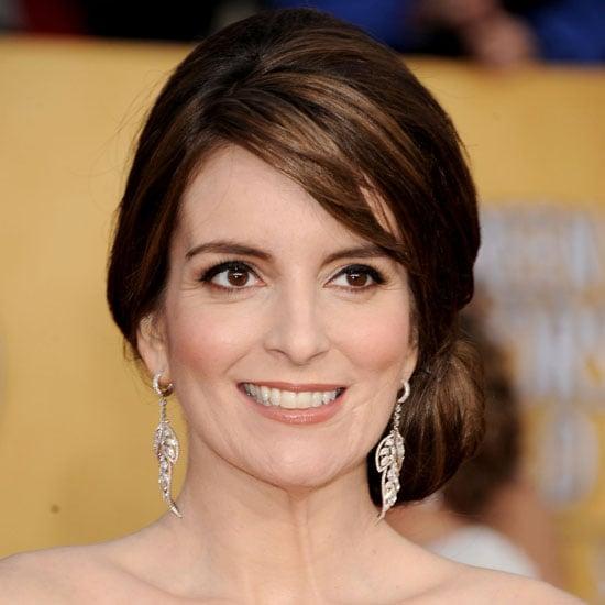 How to Get Tina Fey's SAG Awards Makeup Look