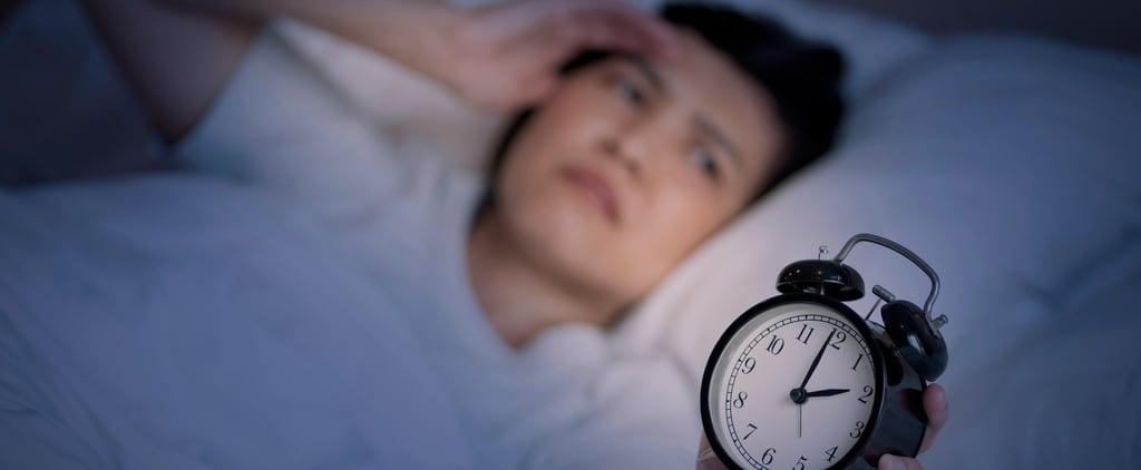 سبب صعوبة العودة للنوم بعد الاستيقاظ المصحوب بالقلق