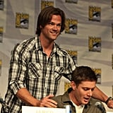 When Jared Gave Jensen a Friendly Shoulder Pat