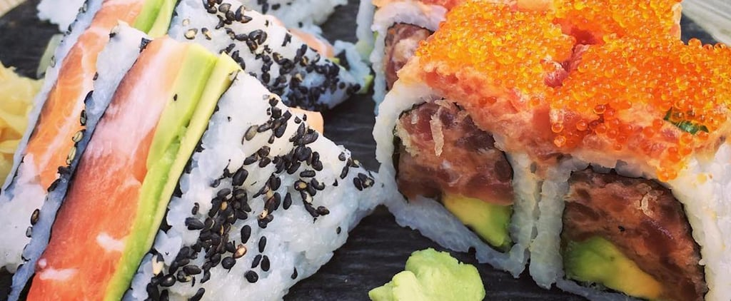 13 Photos That Prove Sushi Sandwiches Are God's Greatest Gift to Earth