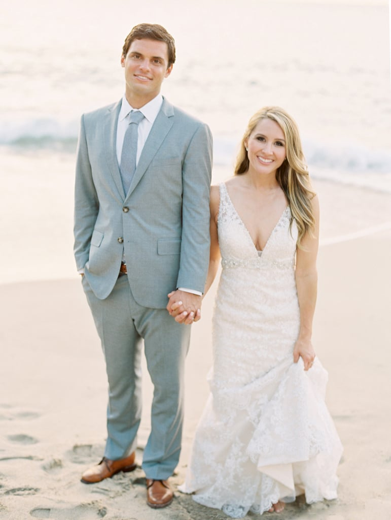 Beach Wedding Dresses | Pictures | POPSUGAR Fashion
