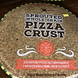 Sprouted Whole Grain Pizza Crust