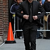 NYU Students May Be Hot For New Teacher James Franco