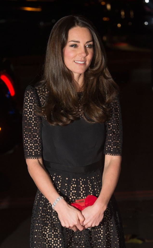 Kate Middleton attended the SportsAid gala in London.