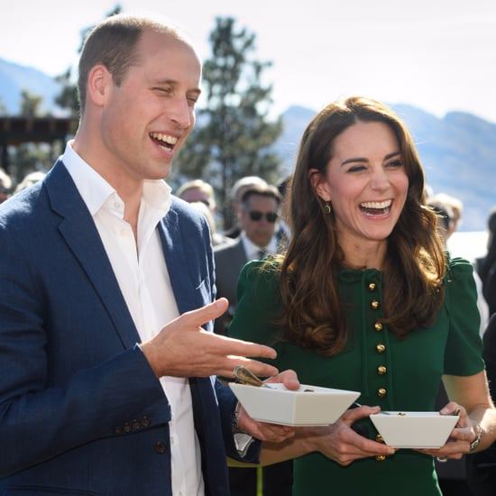Giada De Laurentiis on Cooking For Prince William and Kate