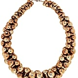Add a touch of sparkle to your Autumn wardrobe with this necklace.