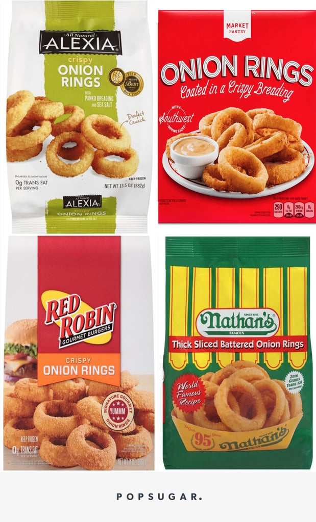 Best Frozen Onion Rings Brands Popsugar Food
