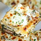 Vegetarian: Spinach and Mushroom Lasagna
