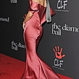 Rihanna at the 2014 Diamond Ball