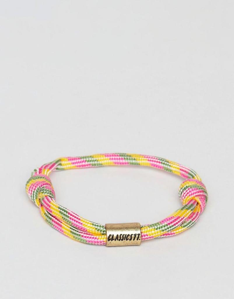 Classics 77 multi woven bracelet