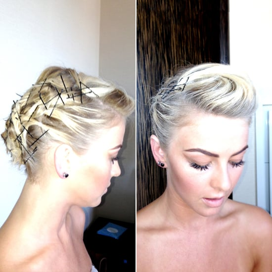 Julianne Hough Bobby Pin Hair Met Gala 2013 Popsugar Beauty