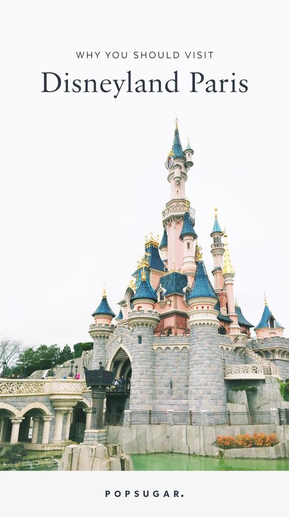 Should I Go to Disneyland Paris?