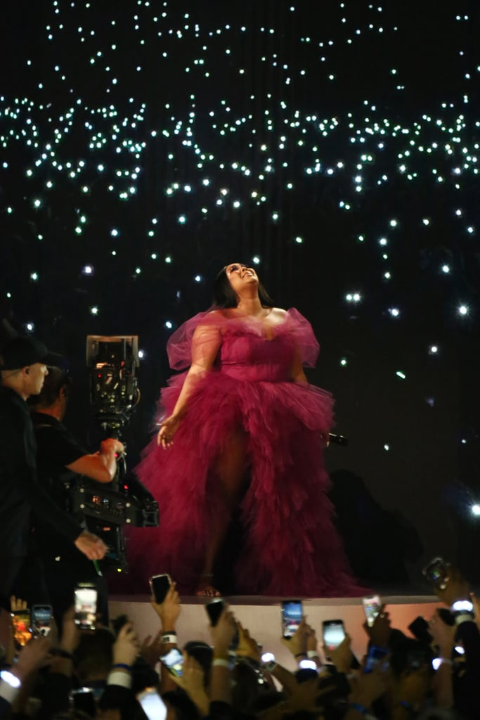 Lizzo at the American Music Awards 2019