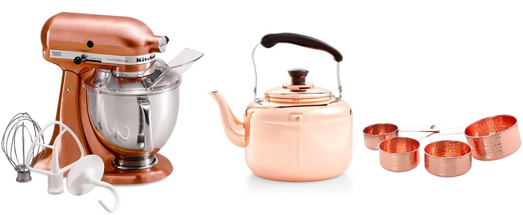35 Sleek Copper Kitchen Products For Every Budget