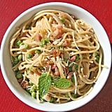 Lightened-Up Spaghetti Carbonara