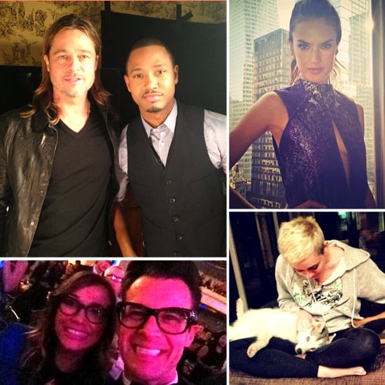 Celebrity Instagram Pictures | Dec. 6, 2012