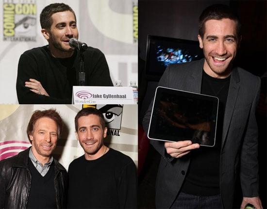 Jake Gyllenhaal Talks Prince of Persia, iPad, and Beautiful Rachel McAdams in San Fransico