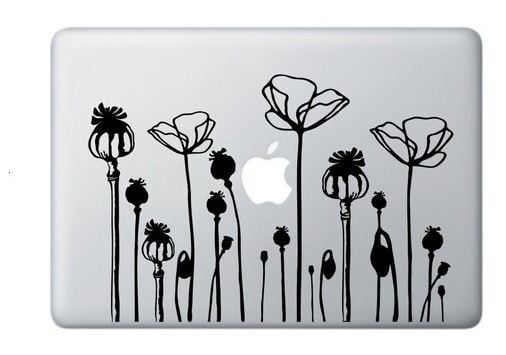Poppy Decal