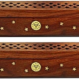 Cotton Craft Wood Incense Burner Holders