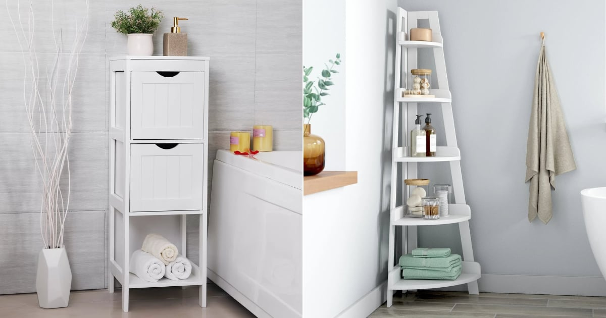 11 Bathroom Shelves That Prove Storage Can Be Both Functional and Chic