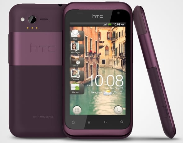HTC Introduces Rhyme to the Color-Loving Masses