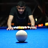 Play Pool at a Bar