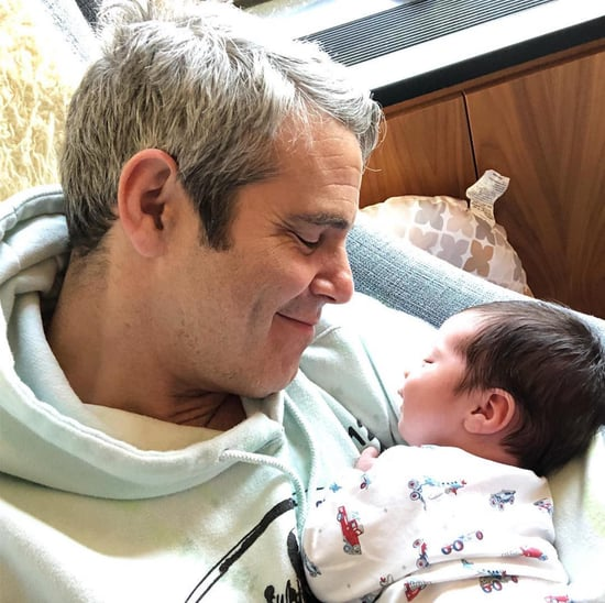 Pictures of Andy Cohen's Baby Son, Benjamin