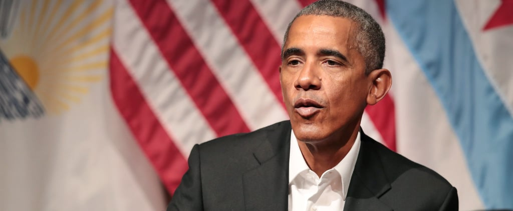Obama's First Public Speech Since Leaving Office Will Fill You With Hope