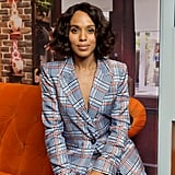 Kerry Washington's Wavy Bob Haircut in 2019
