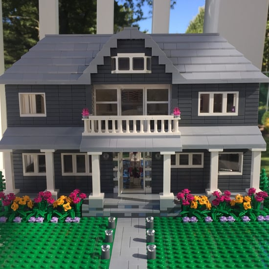 Etsy Shop That Makes Model Homes From Legos