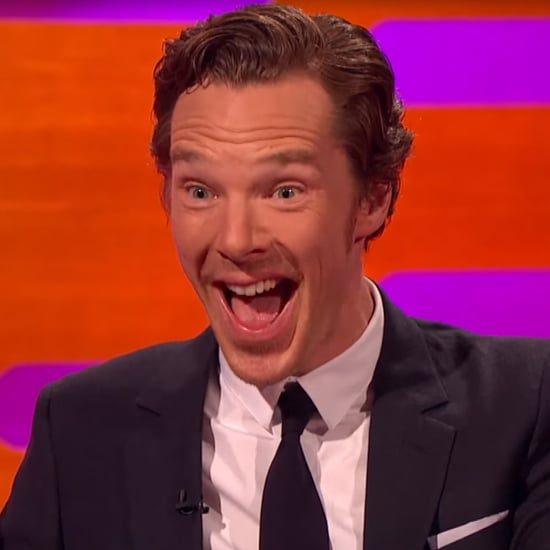Benedict Cumberbatch on The Graham Norton Show November 2015