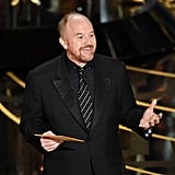 Louis C.K. Did a Standup Bit