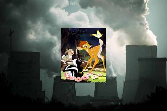Smokestacks Meet Thumper: Disney and the Environment