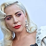 Lady Gaga The Daily Front Row Awards Makeup