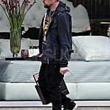 Joel Madden out in LA.