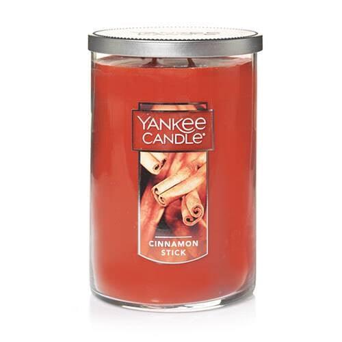 Cinnamon Stick Large 2-Wick Tumbler Candle