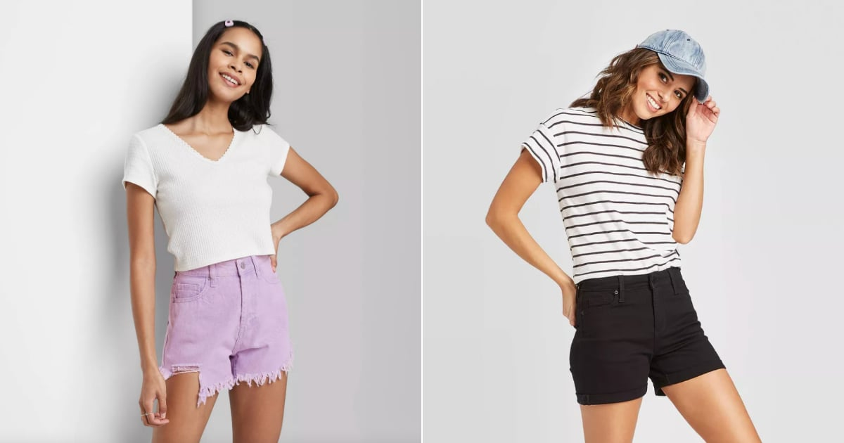 These 50 Pairs of Shorts Are Easy to Wear, Stylish, and Comfy — All Under $50