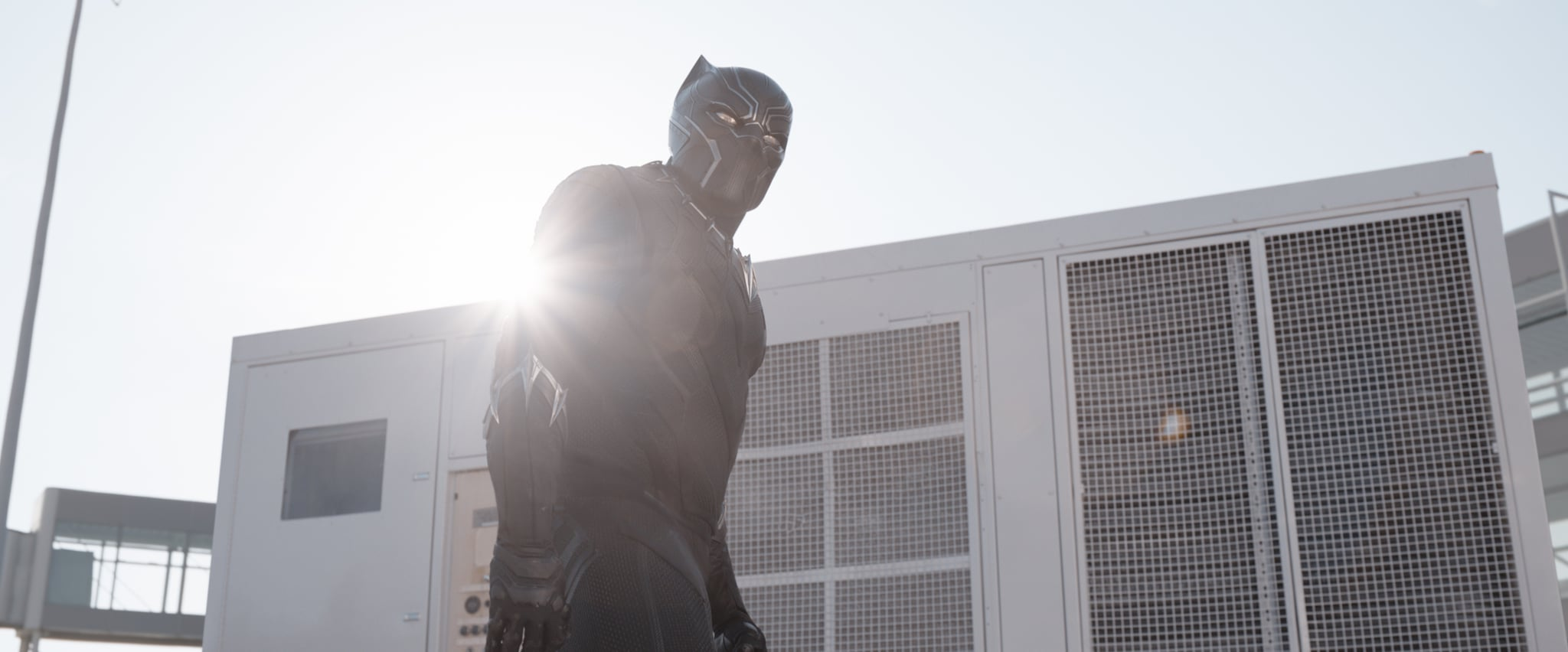 Chadwick Boseman Unmasks Marvel's Most Mysterious New Character, Black Panther