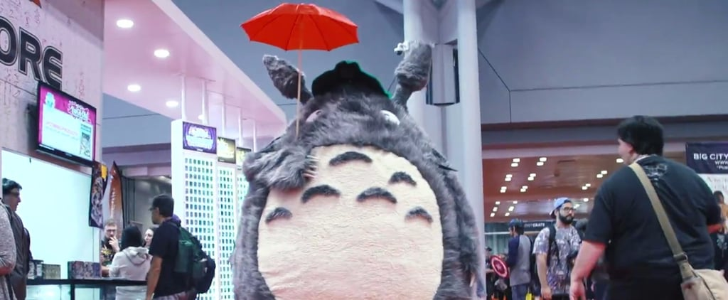 This Might Be the Best Totoro Cosplay We've Ever Seen