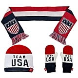 Team USA Scarf, Mitten, & Beanie Gift Set
