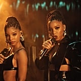 Chloe x Halle at the 2020 BET Awards