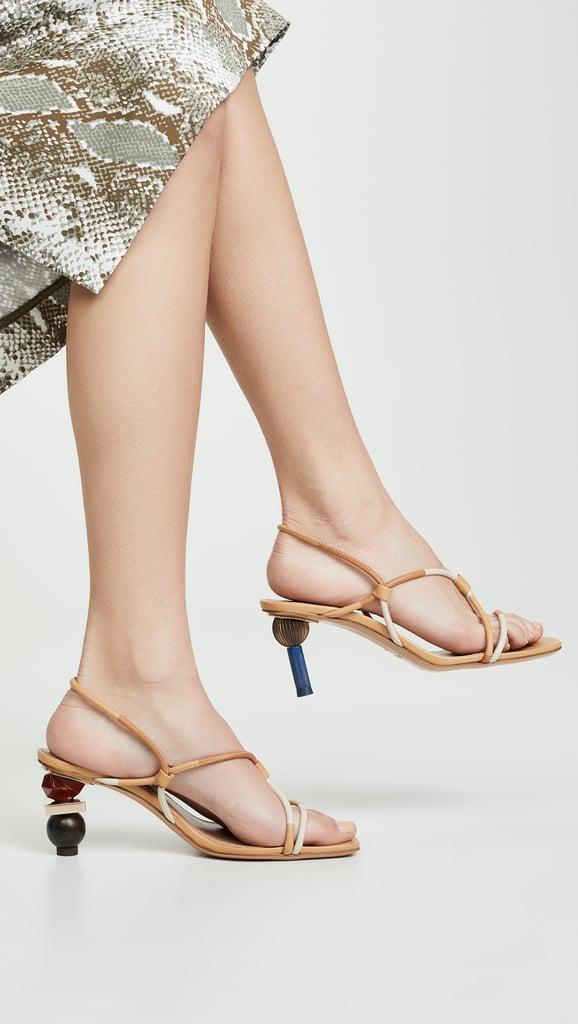 Jacquemus Les Olbia Sandals