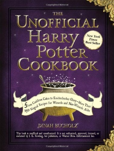 Unofficial Harry Potter Cookbook ($11)