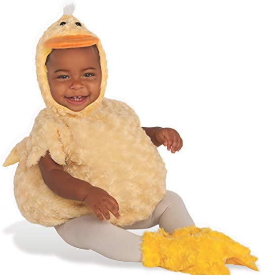 Rubber Ducky Costume