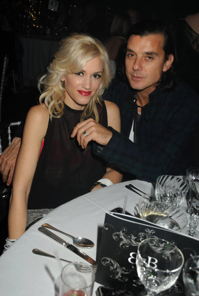 The duo attended the Berkeley Square Christmas Ball in London in December 2009.